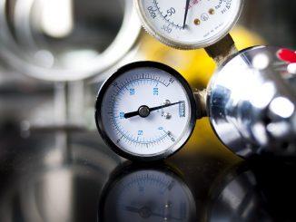 oxygen pressure